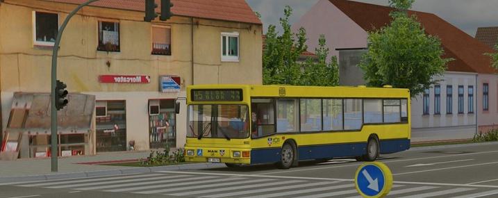 West Belgrade Map   OMSI 2 mods & LOTUS mods