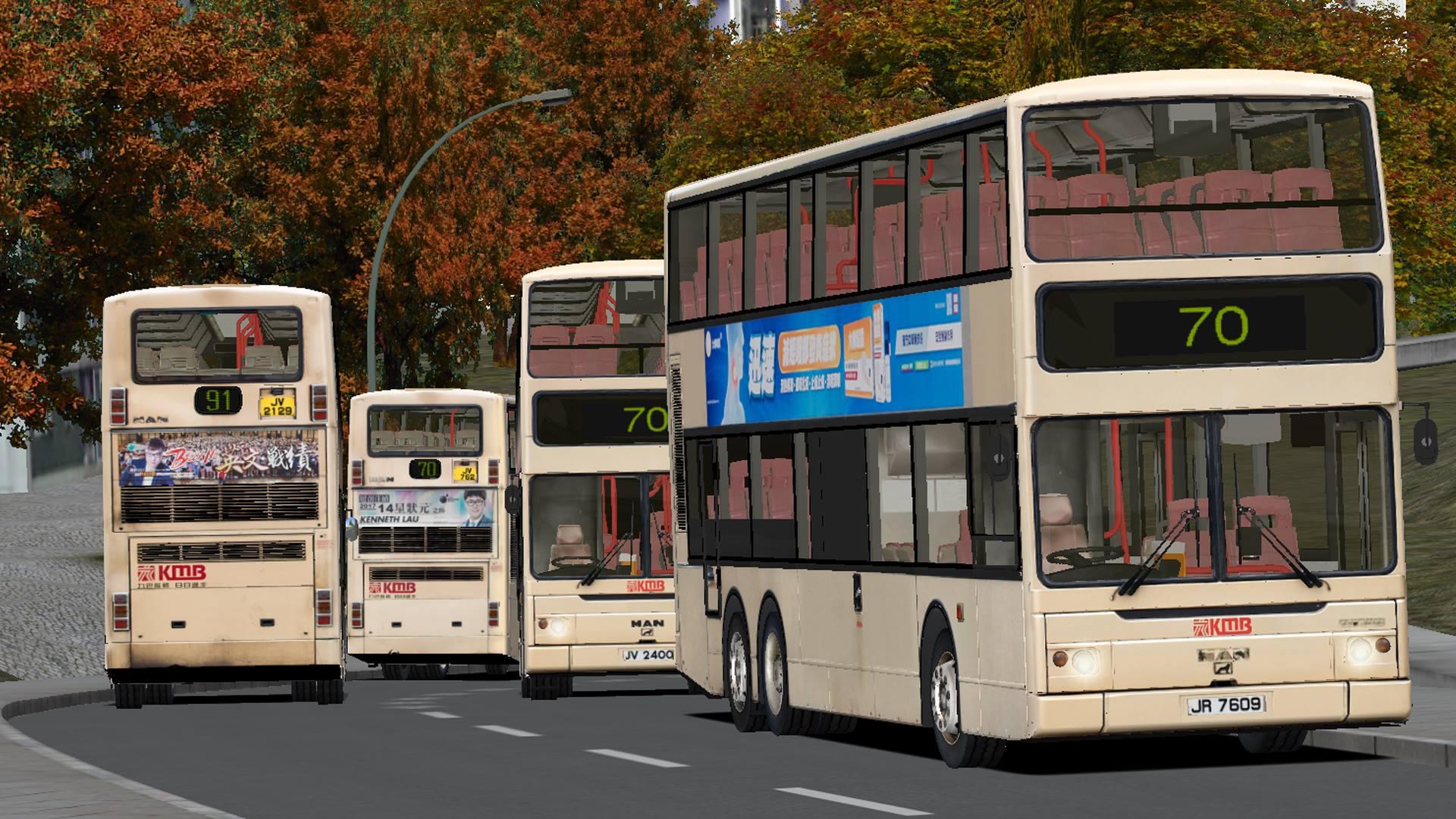 Omsi Bus Simulator Mods