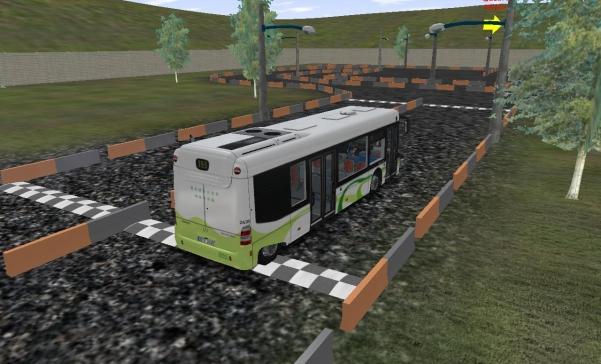 Driving Test Map | OMSI 2 mods & LOTUS mods
