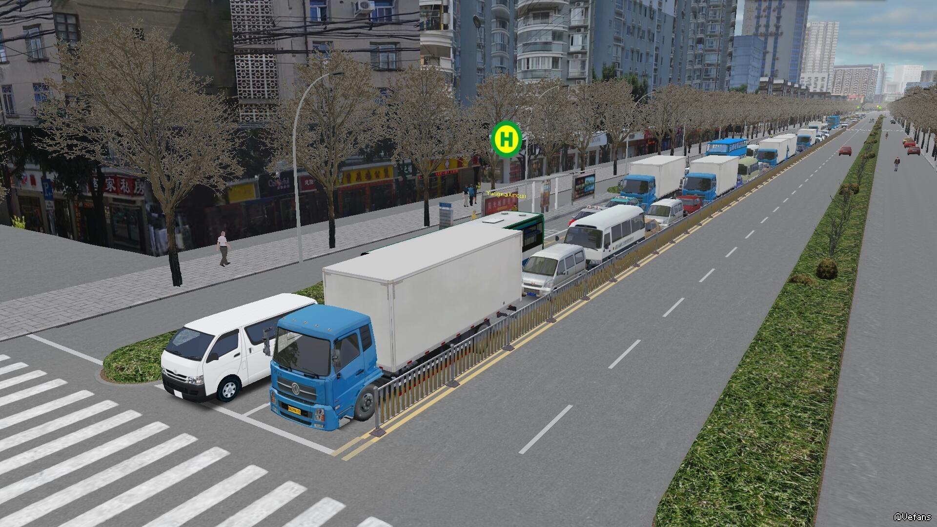 Payware] Fuzhou Map + Demo Version | OMSI 2 mods & LOTUS mods