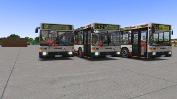 Mercedes Benz O405GN² | OMSI 2 mods & LOTUS mods