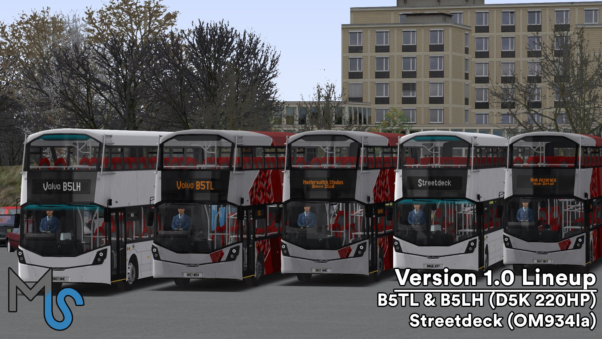 Master' Bus Gen 3 (Download Blocked) | OMSI 2 mods & LOTUS mods